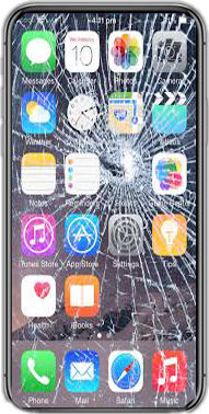 Apple iPhone Cracked Screen Repair i-Station