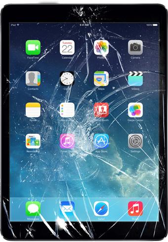 Apple iPad Cracked Screen Repair i-Station