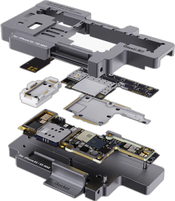 Apple iPhone Motherboard Repair Service i-Station