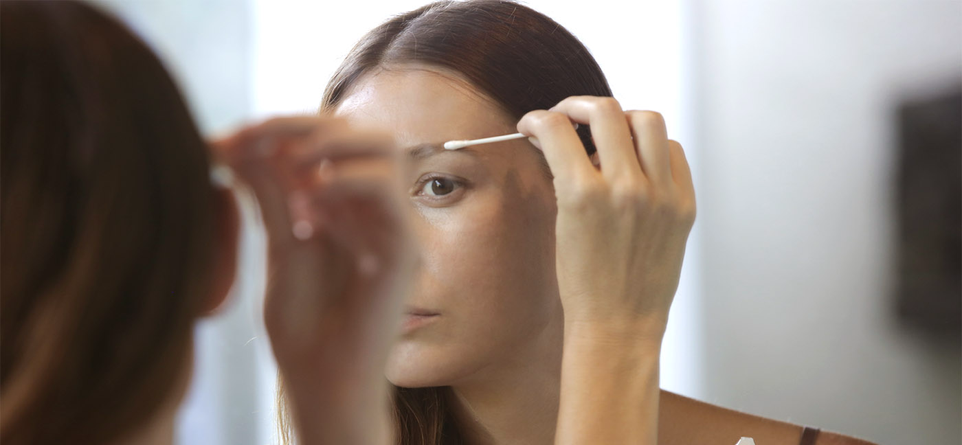 Eyebrow Healing Procedure