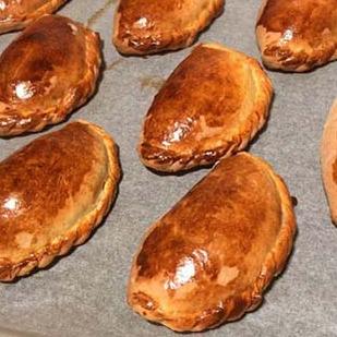 Empanadas mit Käse