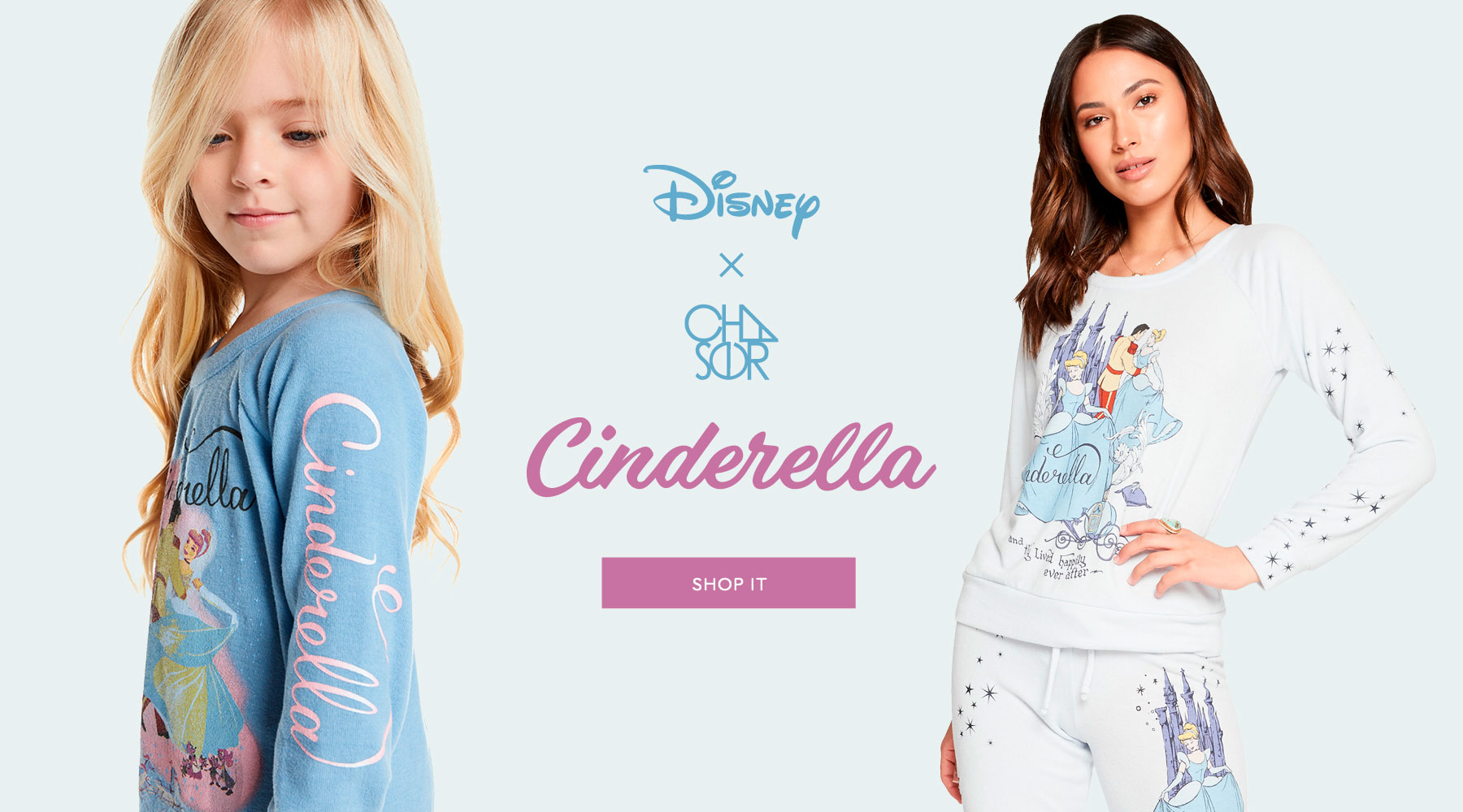 Check out all of Chaser and Disney's collaborations, including Disney's Minnie Mouse, Disney's the Little Mermaid, Disney Cinderella, Pixar, Disney Frozen II and Star Wars!