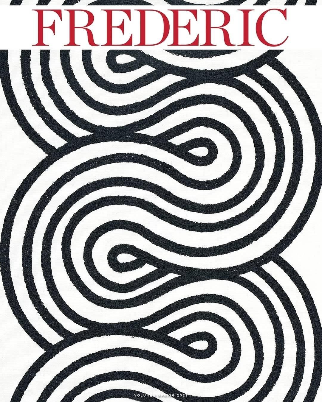 Frederick magazine publication featuring Colette Cosentino