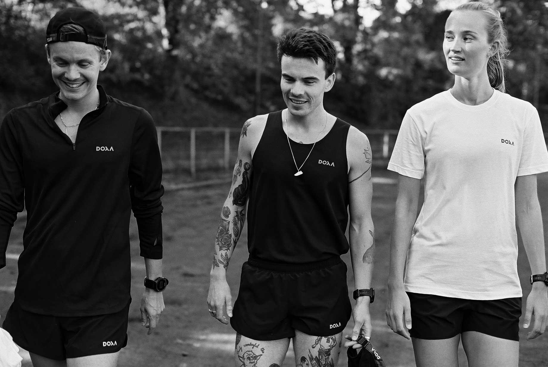 DOXA run OFFTRACK campaign with Metal Health Club