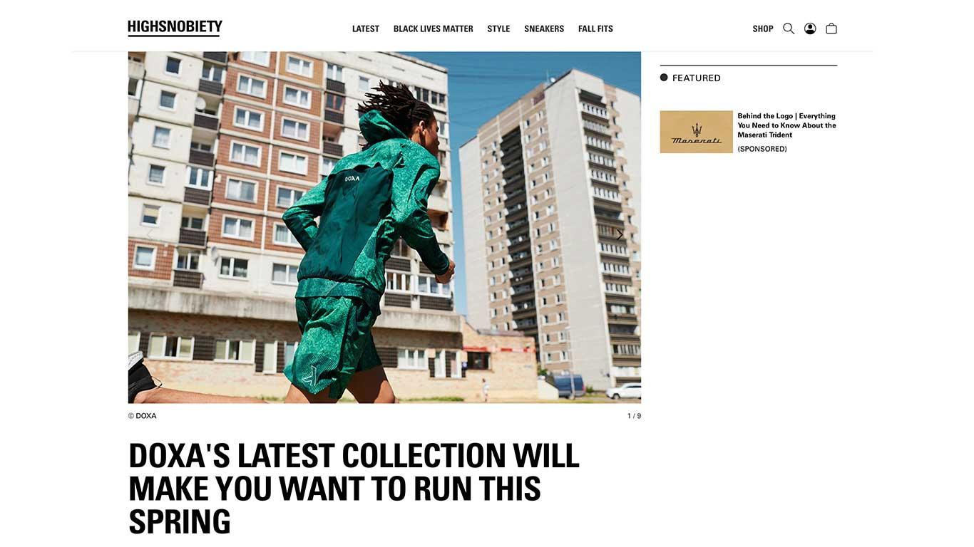 DOXA_RUN_Press_Featured_At_Highsnobiety