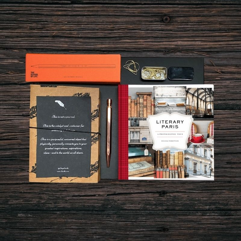 Writers Gift Boxes