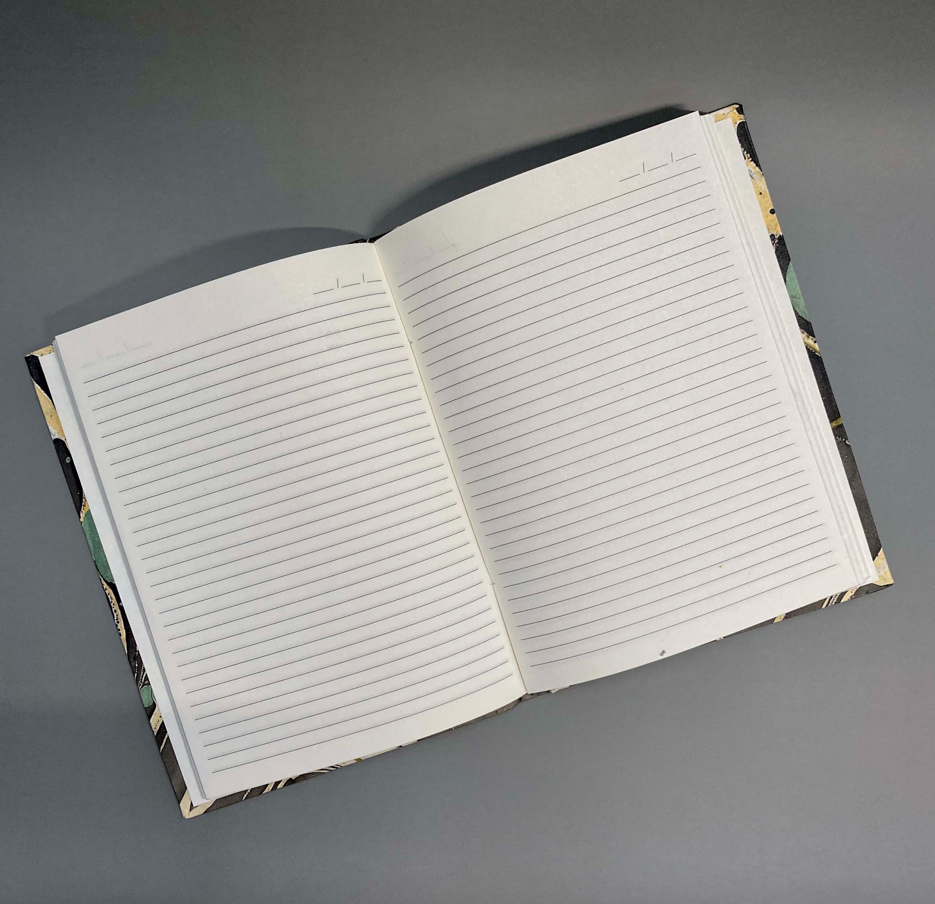 Lined Leather Journals