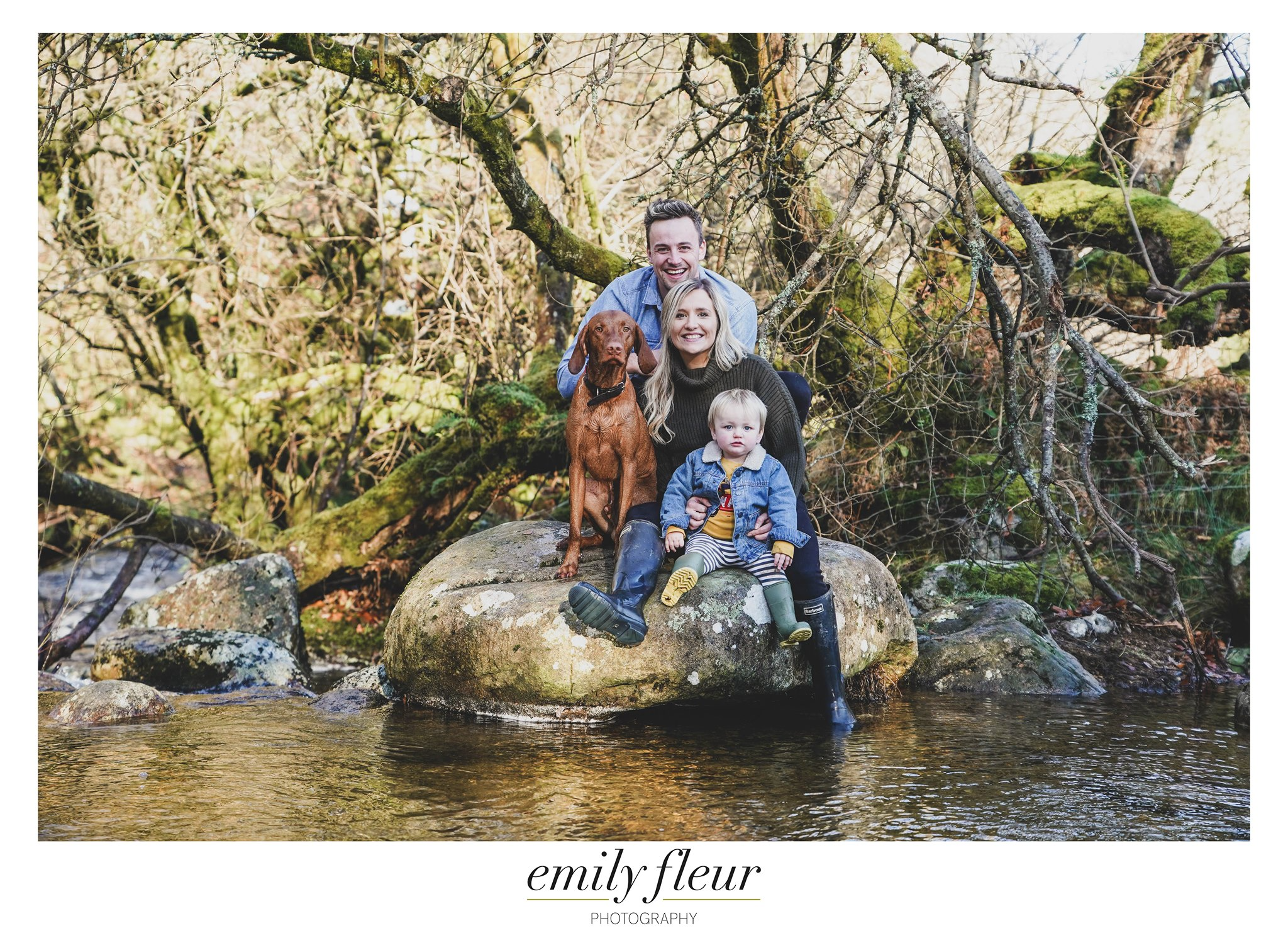 Family Photography Devon