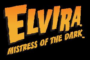 Elvira Mistress of the Dark Logo