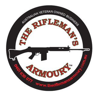 The Rifleman's Armoury