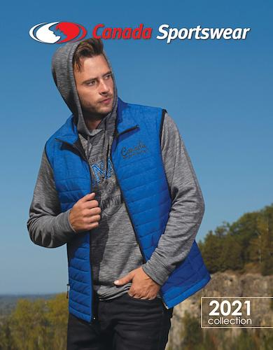 Canada Sportswear Catalogue