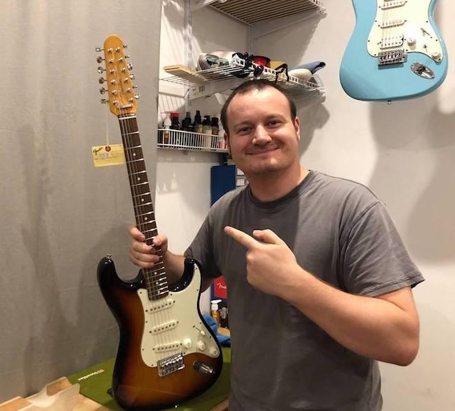Guitar Setups Melbourne