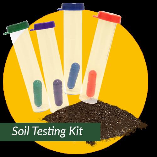 Ferry-Morse Soil Test Kit