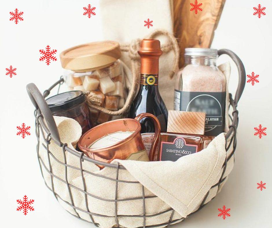 8 Best Diy Christmas Basket Ideas