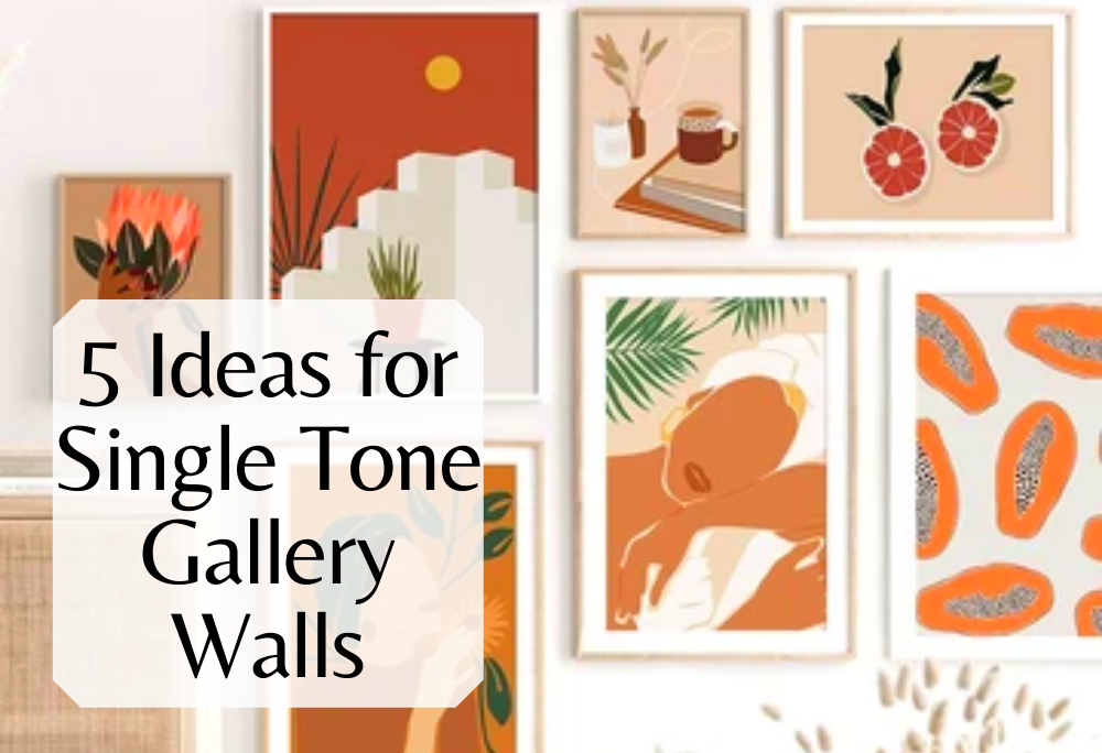 tips for creating perfect gallery walls