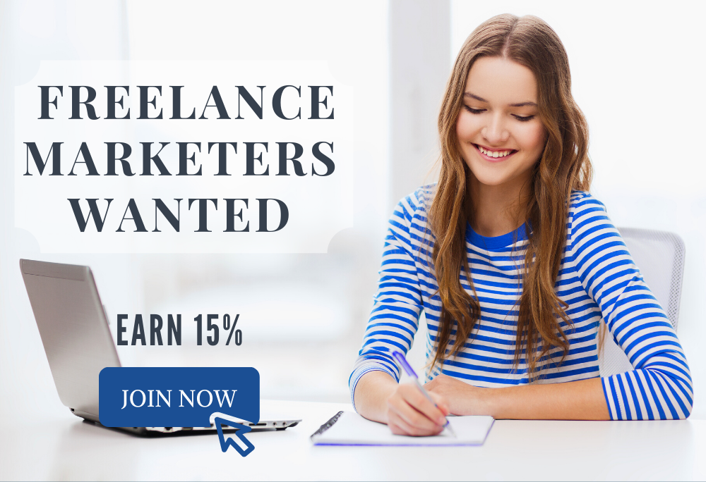 Freelance Marketers Wanted