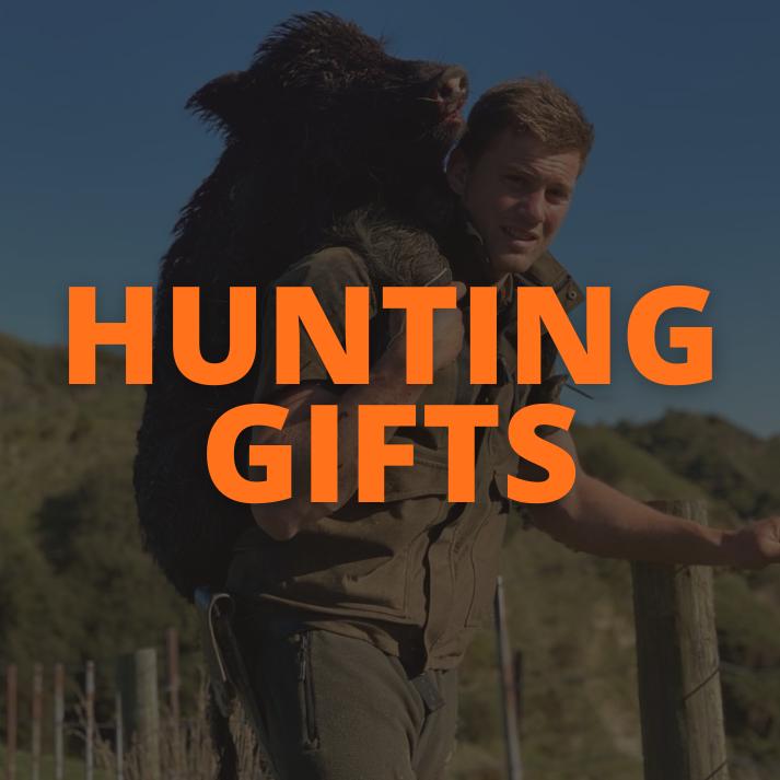 Gift Ideas for the avid hunter