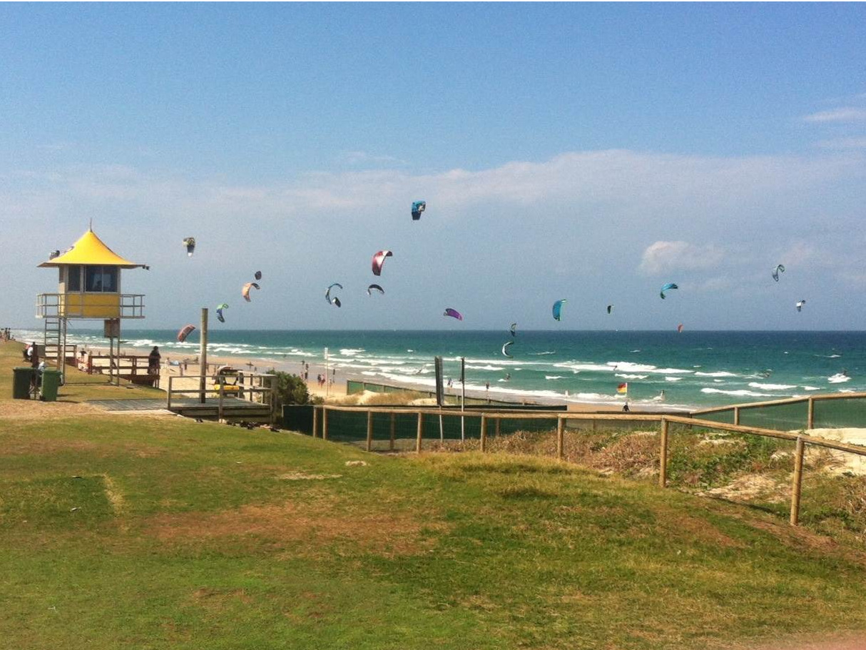 Kitesurfing Broken Head