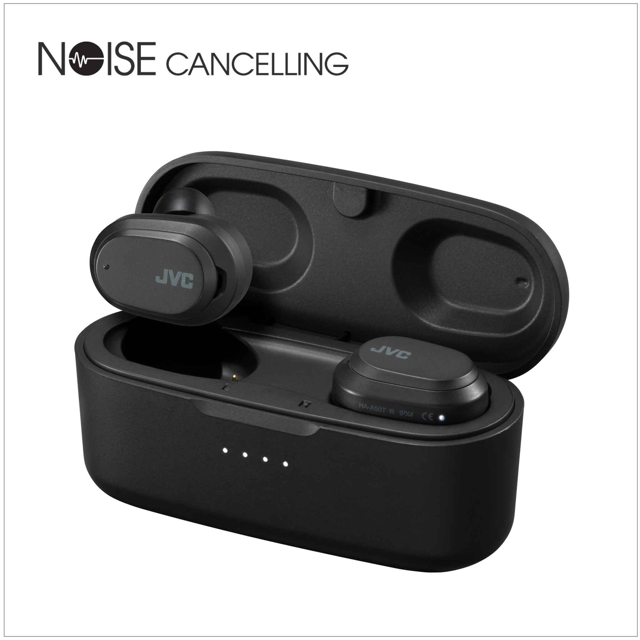 HA-A50T noise canceling earbuds