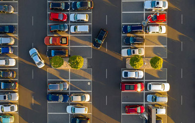 Smart parking mode activation
