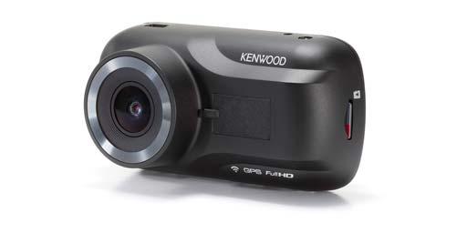 Car dashcam DRV-A301W full HD