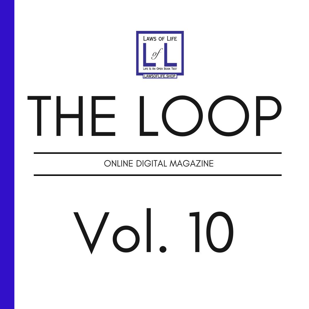 The Loop Online Magazine vol 10