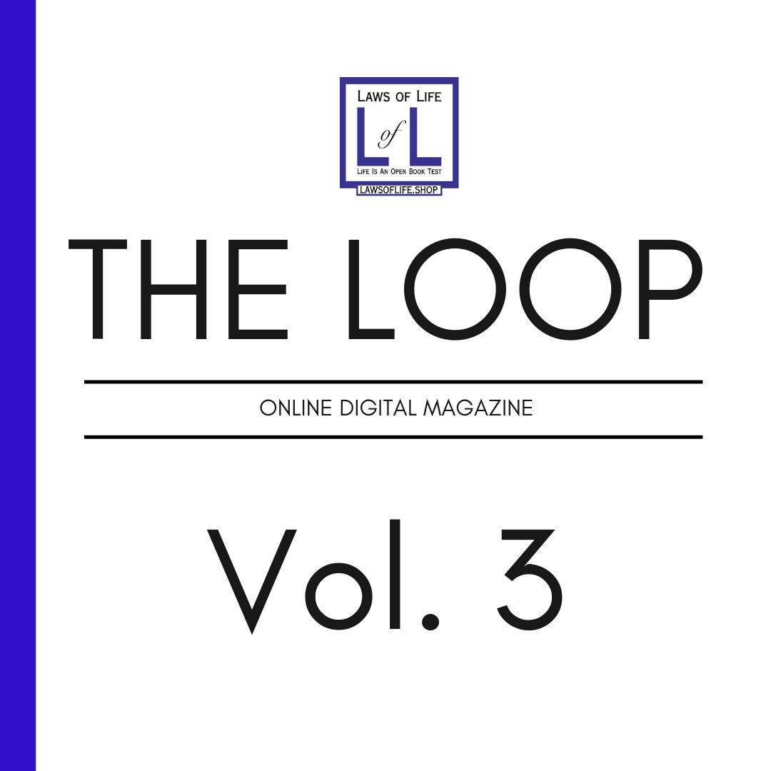 The Loop Online Magazine vol 3