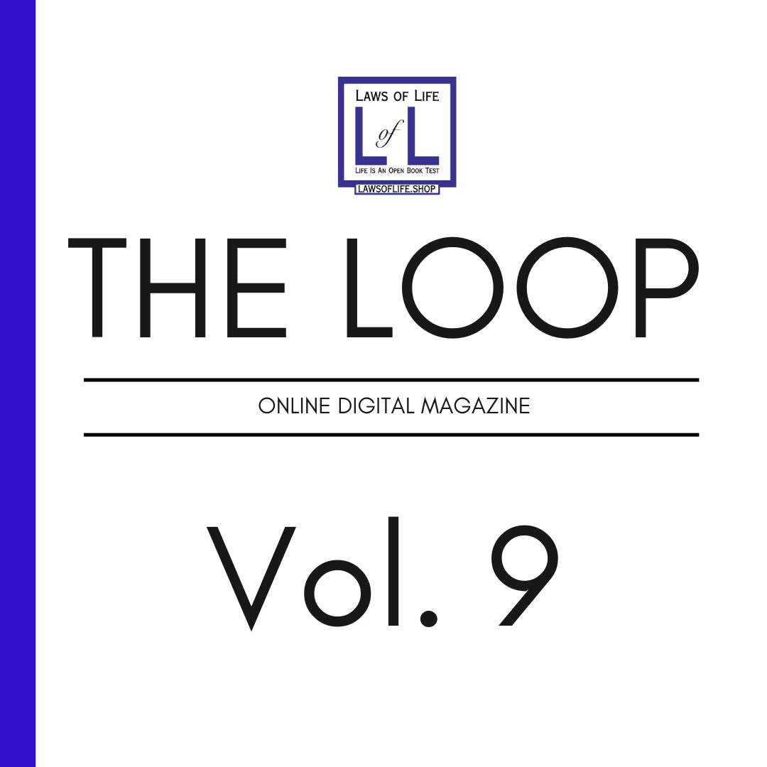 The Loop Online Magazine vol 9