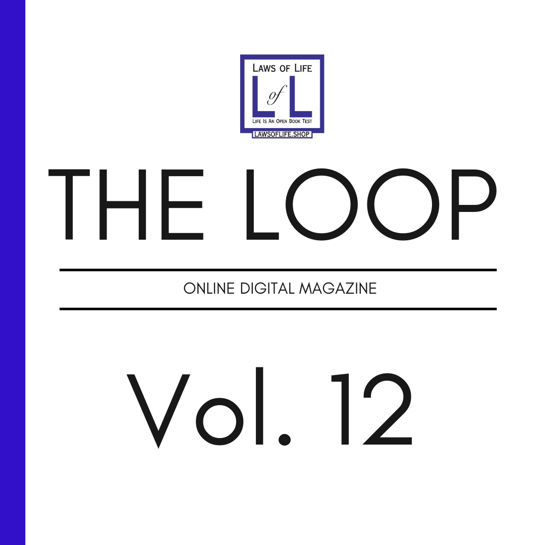 The Loop Online Magazine vol 12