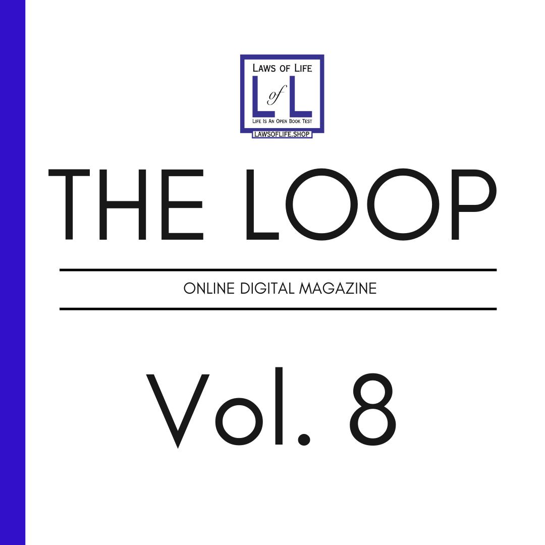 The Loop Online Magazine vol 8