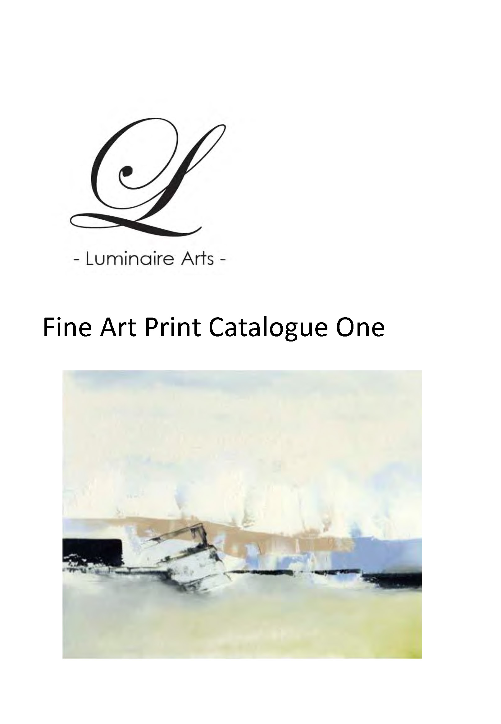 Fine Art Prints I