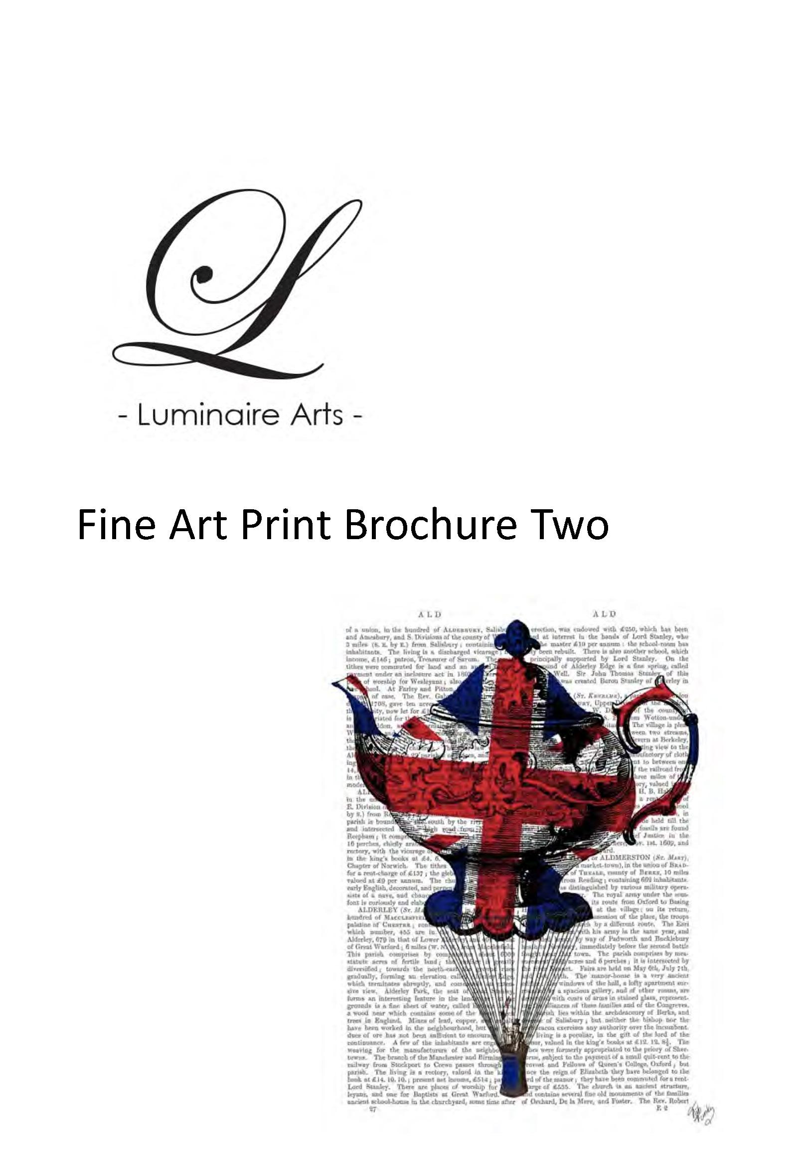 Fine Art Prints II
