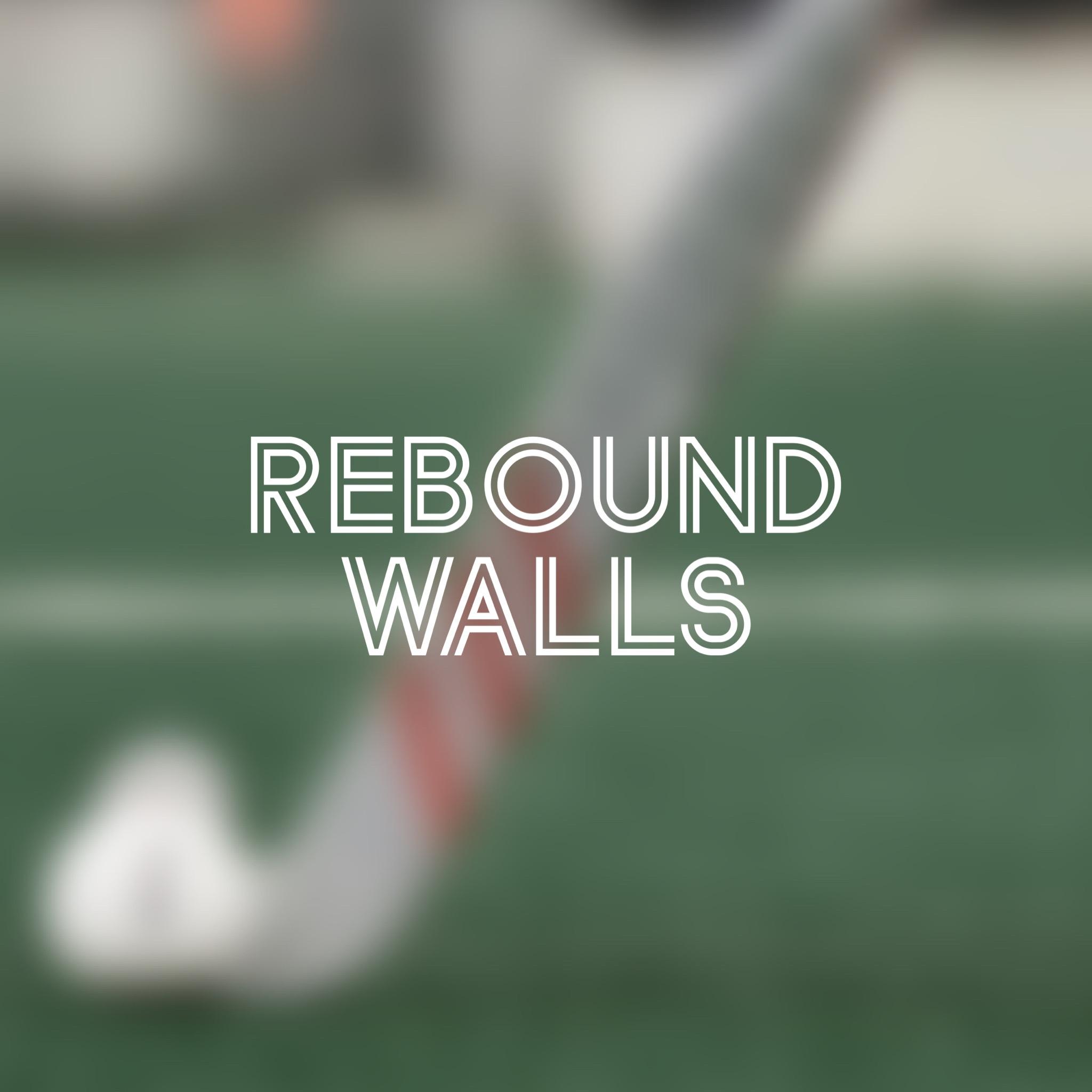 Rebound Walls