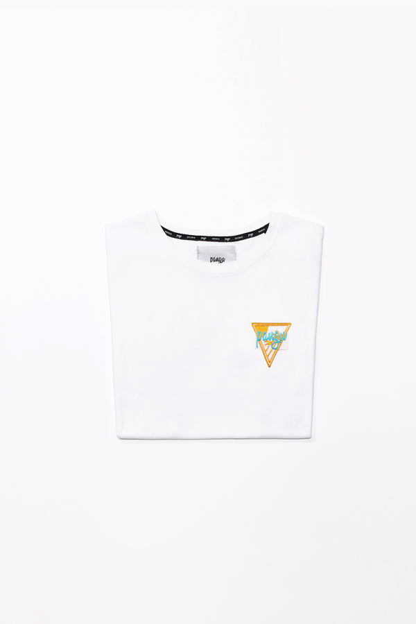PROJECT PENGUIN SHIRT white