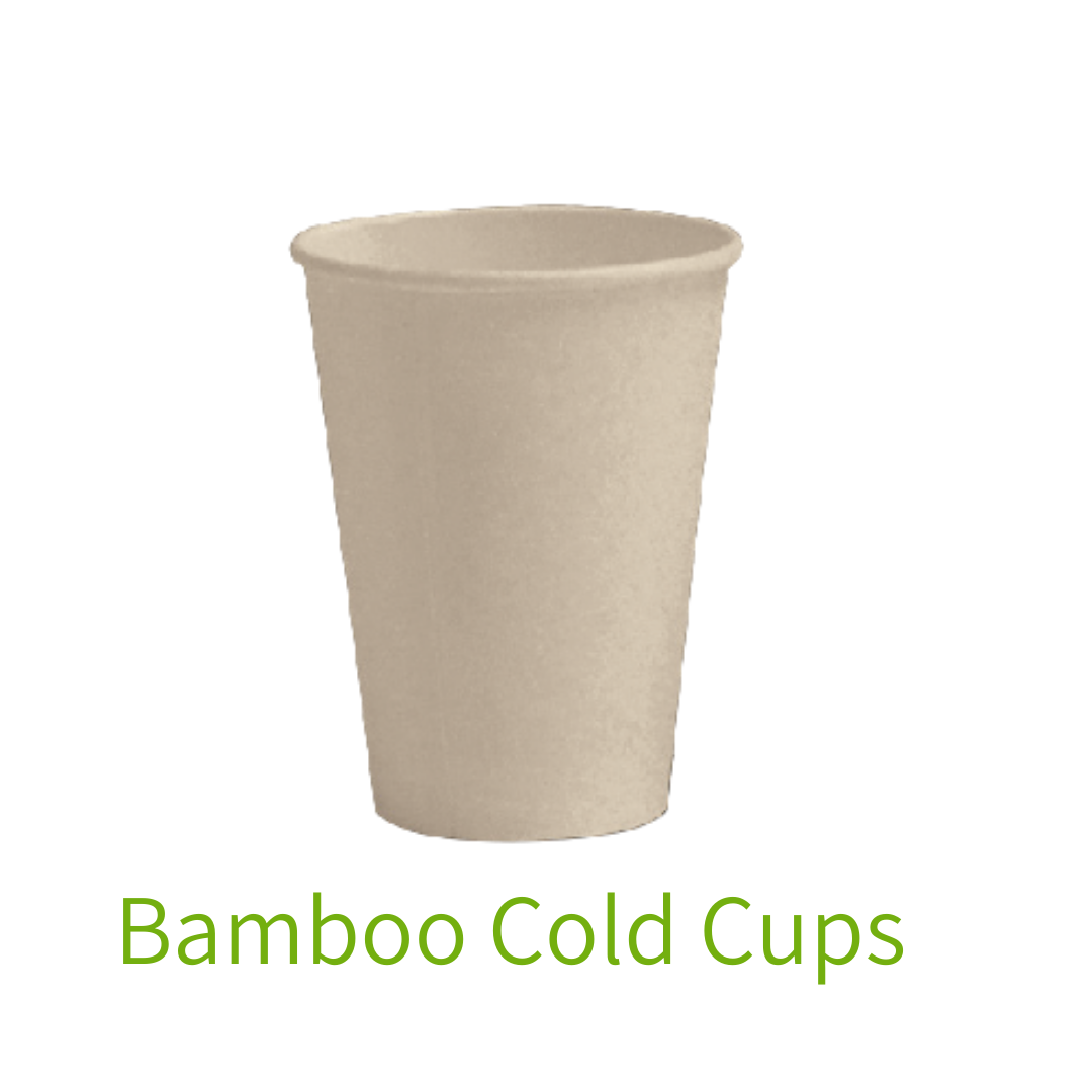 Bamboo Cold Cups