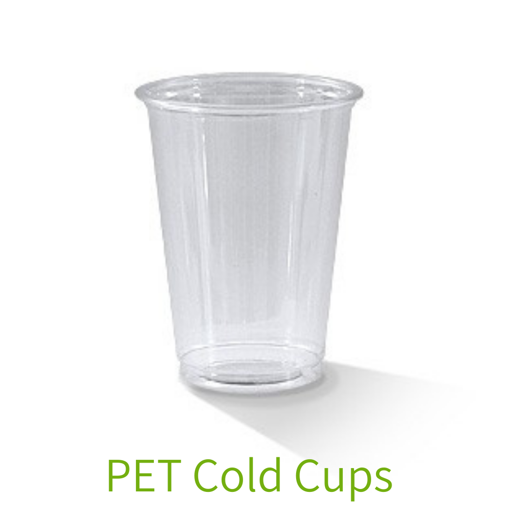 PET Cold Cups