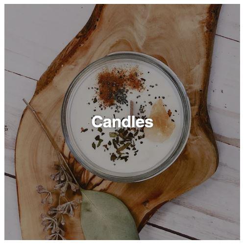 Home Decor - Candles - The Parker Shoppes