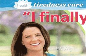 Tiredness Cure with Cofounder Alesandra Rain