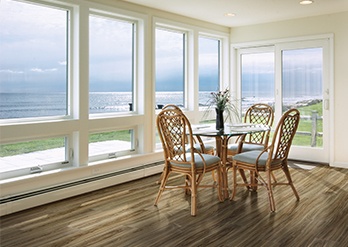 Flooring for a Coastal Look