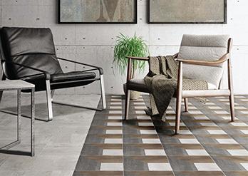 Statement Pattern Flooring