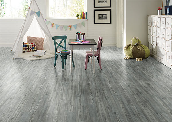 Luxury Vinyl Flooring 101