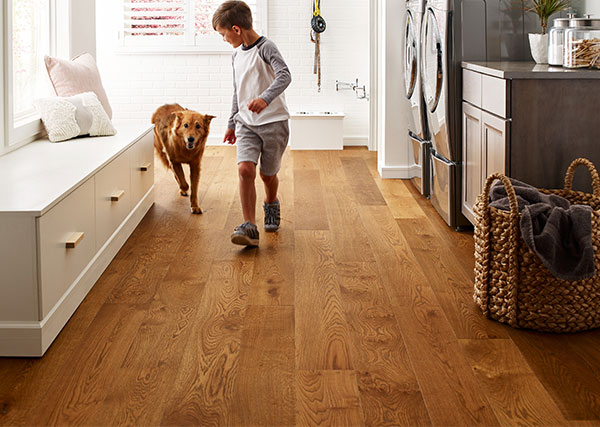 Durable Flooring for Your Full House