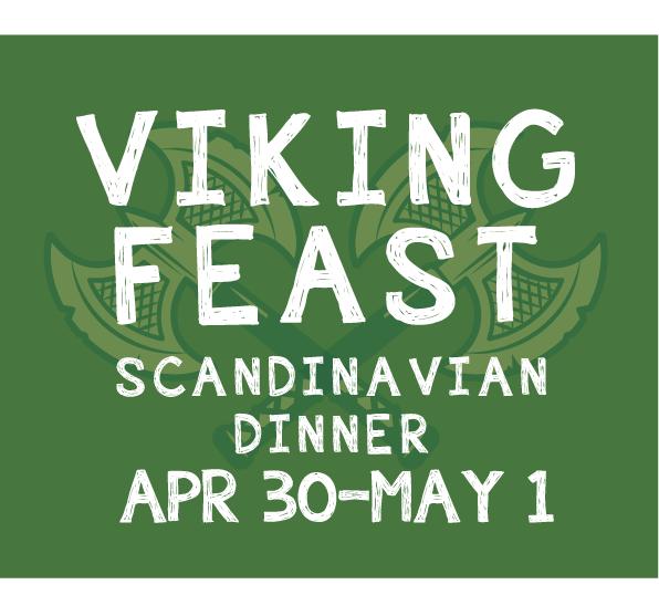 Viking Feast Dinner Menu