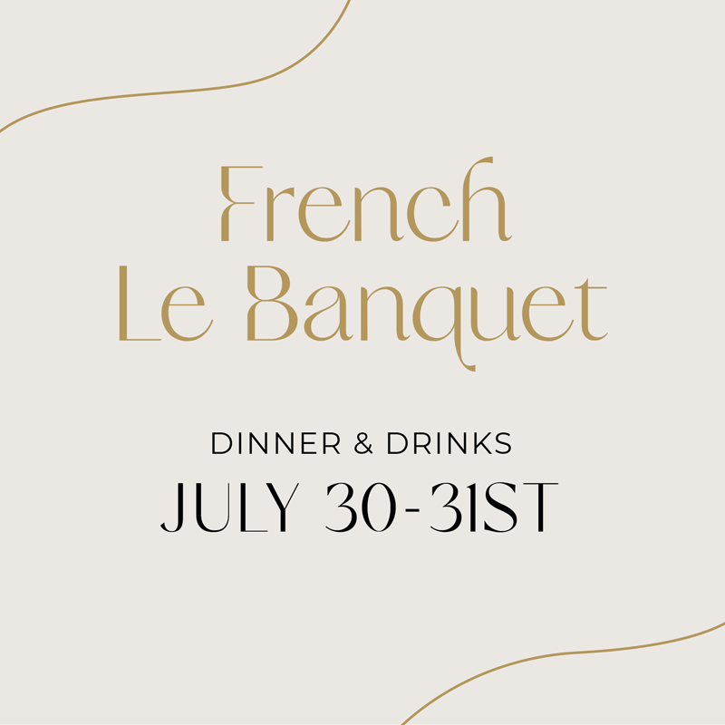 French Dinner Event - Restaurant & Bar Huskisson