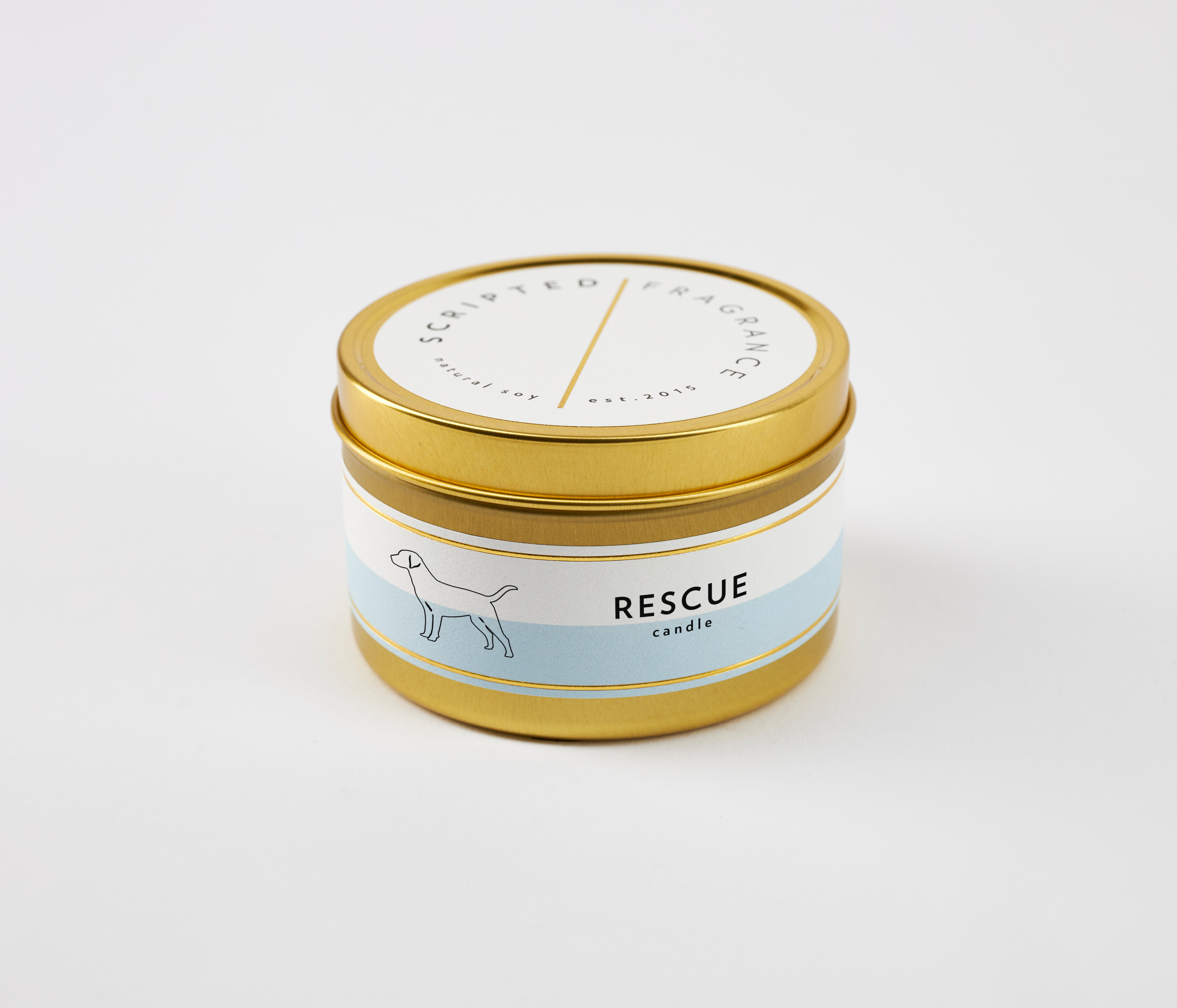 Scripted Fragrance x North Shore Animal League Cat Rescue Dog Soy Candles Pet Collection Charity Pet Gift Dog Mom