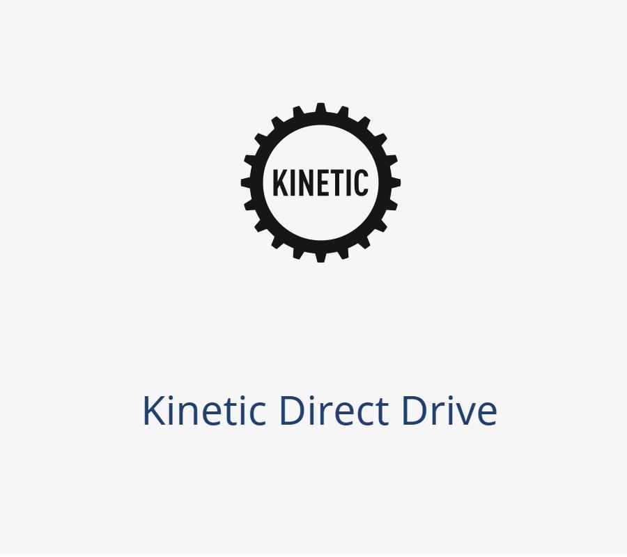 Kinetic Direct Drive