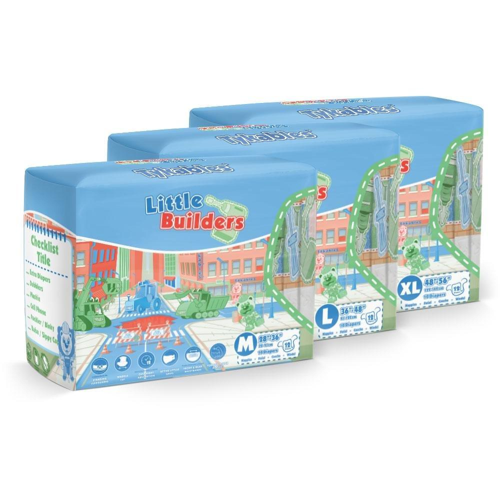Little Builders Diapers