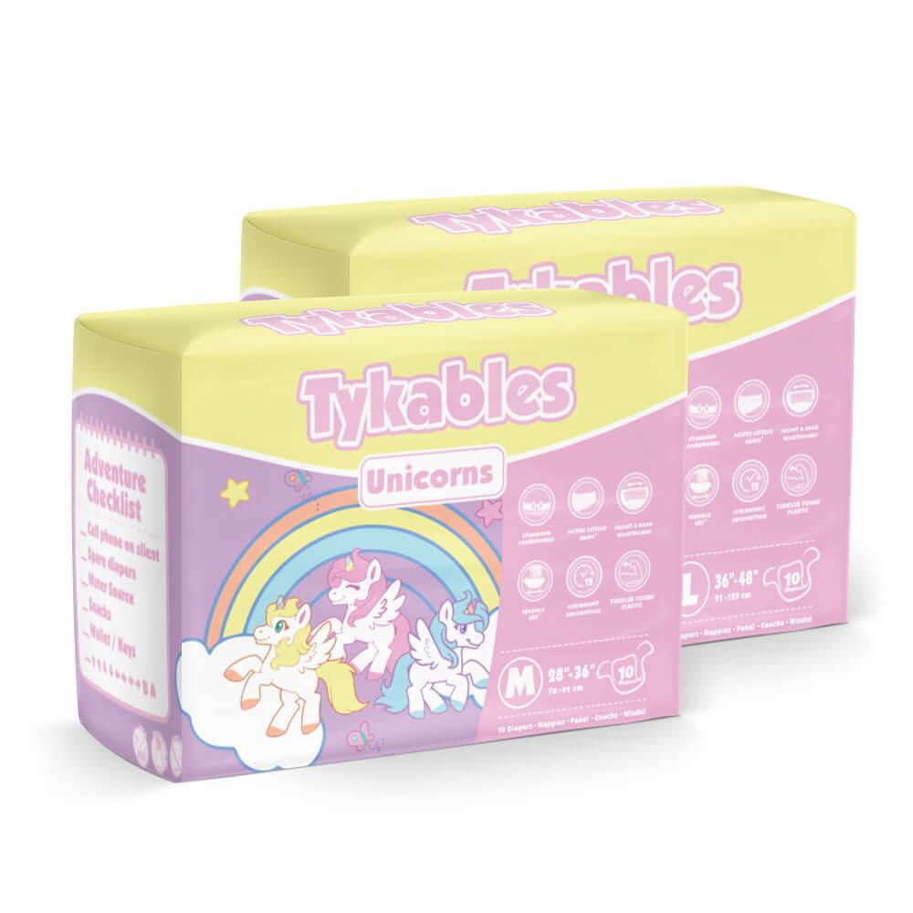 Unicorns Diapers
