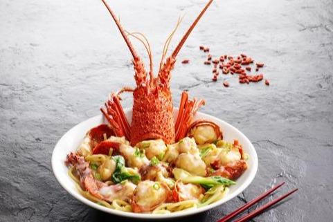 Lobster Yee Mein