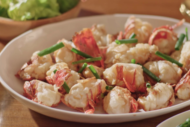 Mediterranean Lobster Salad